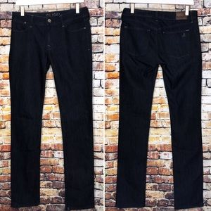 DL1961 Grace High Rise Straight Jeans Mykonos